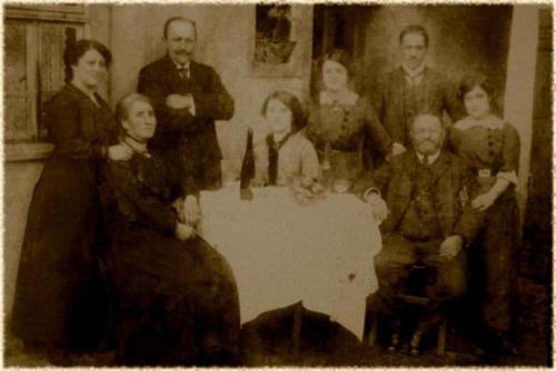 juden familie versteckt